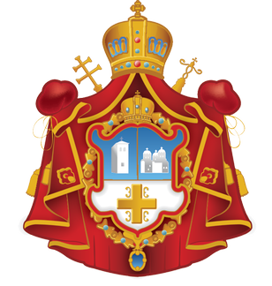Coat of arms of Serbian Orthodox Church