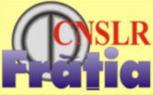 National Confederation of Free Trade Unions of Romania – Brotherhood - Image: Confederaţia Naţională a Sindicatelor Libere din România Frăţia (logo)