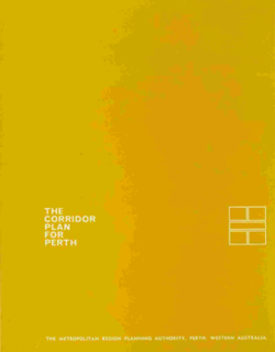 Corridor Plan for Perth