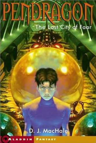 The Lost City of Faar - First edition cover