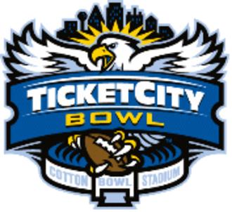 2012 TicketCity Bowl - TicketCity Bowl logo