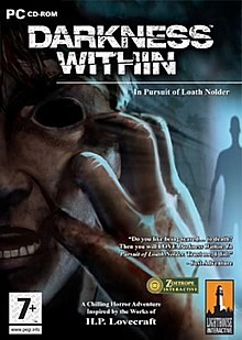 Darkness Within: In Pursuit of Loath Nolder box cover