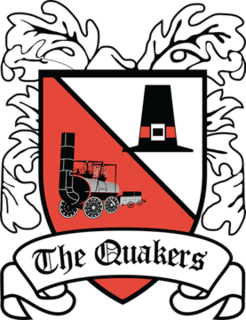 Darlington F.C. association football club in Darlington, England