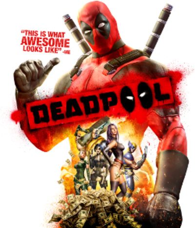 Picture of a game: Deadpool