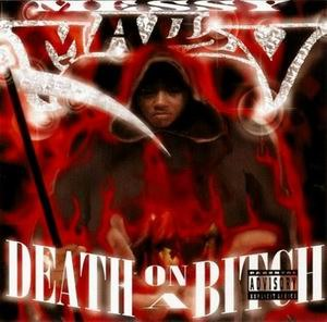 Death on a Bitch - Image: Death on a Bitch cover