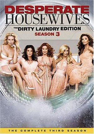 Desperate Housewives (season 3) - Image: Desperate Housewives Season 3DVD