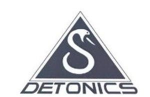 Detonics - Image: Detonics logo