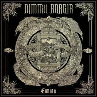 Eonian - Image: Dimmu Borgir Eonian cover art