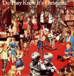 Do They Know It's Christmas? - Image: Do They Know It's Christmas single cover 1984