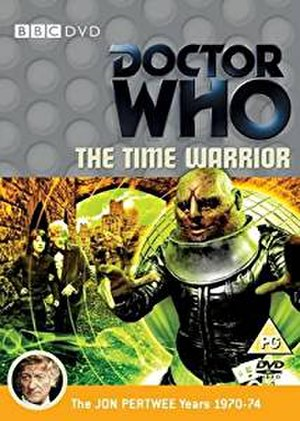Doctor Who (season 11) - Cover art of the Region 2 DVD release for first serial of the season