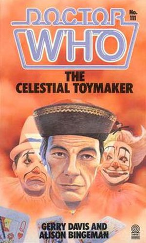 The Celestial Toymaker - Image: Doctor Who The Celestial Toymaker