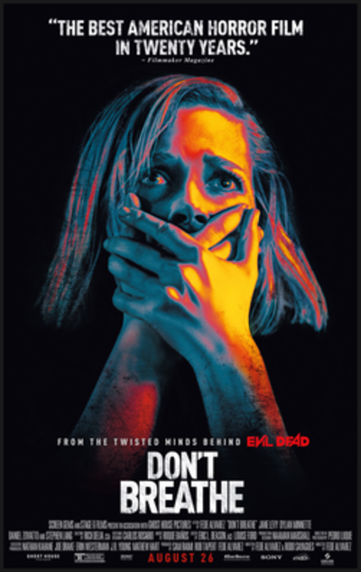 Picture of a movie: Don't Breathe