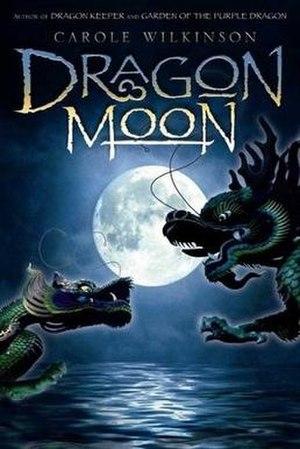 Dragon Moon - Book cover