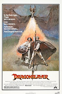 <i>Dragonslayer</i> (1981 film) 1981 film by Matthew Robbins