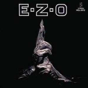 EZO (album) - Image: EZO Cover