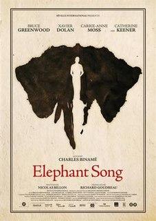 <i>Elephant Song</i> (film) 2014 film