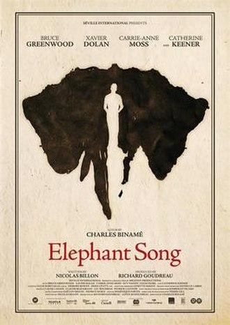 Elephant Song (film) - Film poster