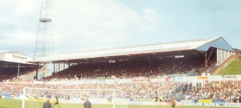 Elland Road - Lowfields Road Stand 1991