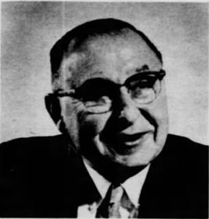 Emanuel Weinberg American politician