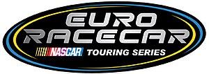 NASCAR Whelen Euro Series - Euro-Racecar NASCAR Touring Series logo, 2012 – June 2013