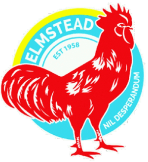 F.C. Elmstead - Image: FC Elmsetadlogo