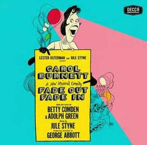 Fade Out – Fade In - Original cast recording