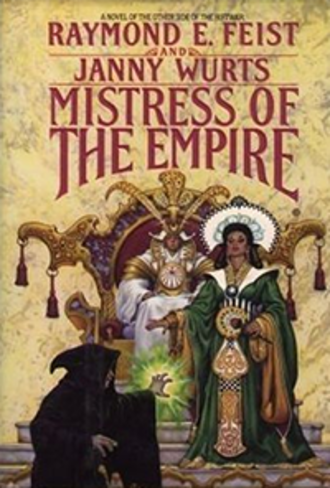 Mistress of the Empire - First edition cover