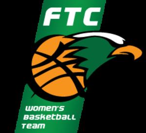 Ferencvárosi TC (women's basketball) - Image: Ferencvárosi TC (basketball) logo