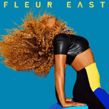Fleur East - Love, Sax and Flashbacks (Official Album Cover).png