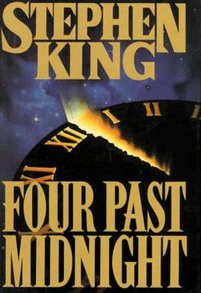 Picture of a book: Four Past Midnight