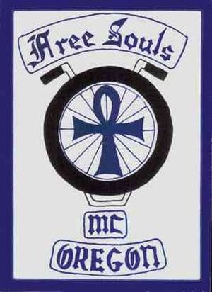 Free Souls Motorcycle Club - Image: Free Souls Motorcycle Club logo