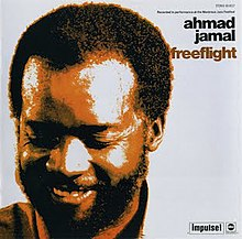 Image result for ahmad jamal freeflight outertimeinnerspace