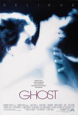 Ghost (1990 movie poster)