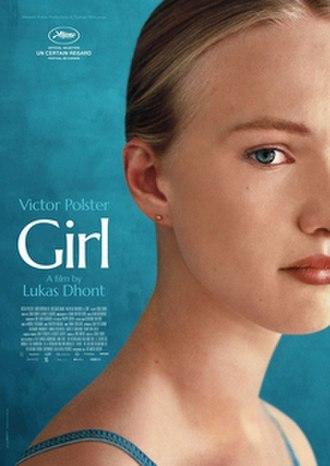 Girl (2018 film) - Film poster