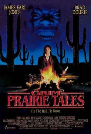 Grim Prairie Tales - Image: Grim Prairie Tales
