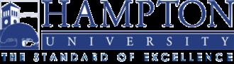 Hampton University - Hampton University Logo