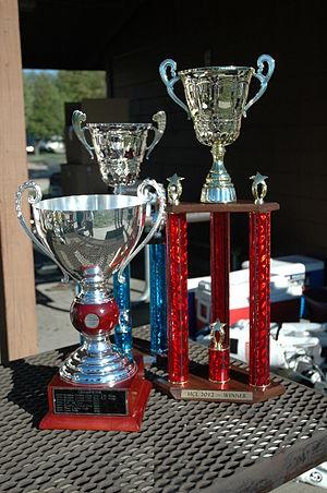 Heartland Cricket League - Image: Heartland Cricket League Trophy