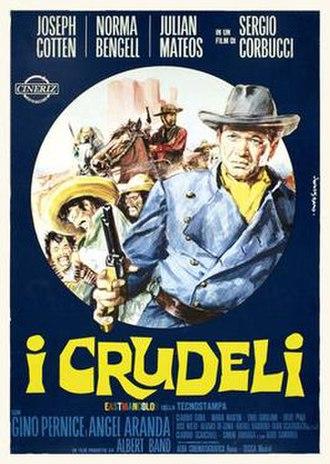 The Hellbenders - Italian film poster