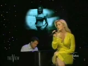 "I Wonder (Kellie Pickler song) - Pickler singing ""I Wonder"" on The View."