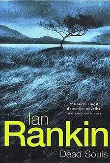 <i>Dead Souls</i> (Rankin novel)