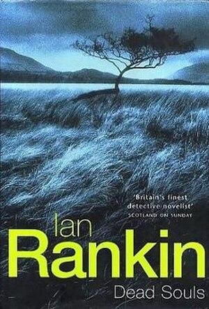 Dead Souls (Rankin novel) - First edition