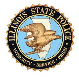 Illinois State Police - Image: Illinois State Police seal
