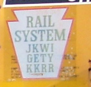 Johnsonburg, Kane, Warren and Irvine Railroad - Image: JKWI Herald