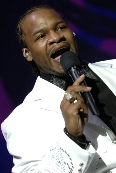 Picture of a band or musician: Jaheim