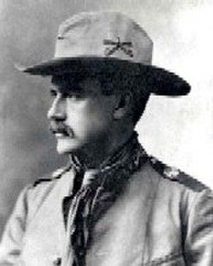 John Avery McIlhenny - John Avery McIlhenny as a Rough Rider, 1898
