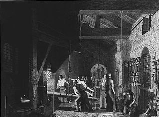 James Sharples (blacksmith) British artist