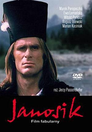 Marek Perepeczko - Marek Perepeczko as Janosik (1973)