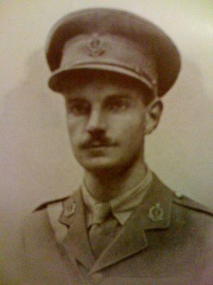 John Russell (VC) - Image: John Fox Russell