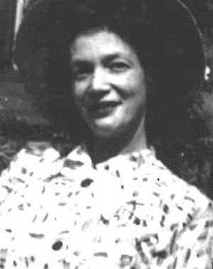 Julia Lennon - Lennon in 1949