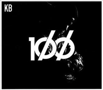 100 (EP) - Image: Kbonehundredcover